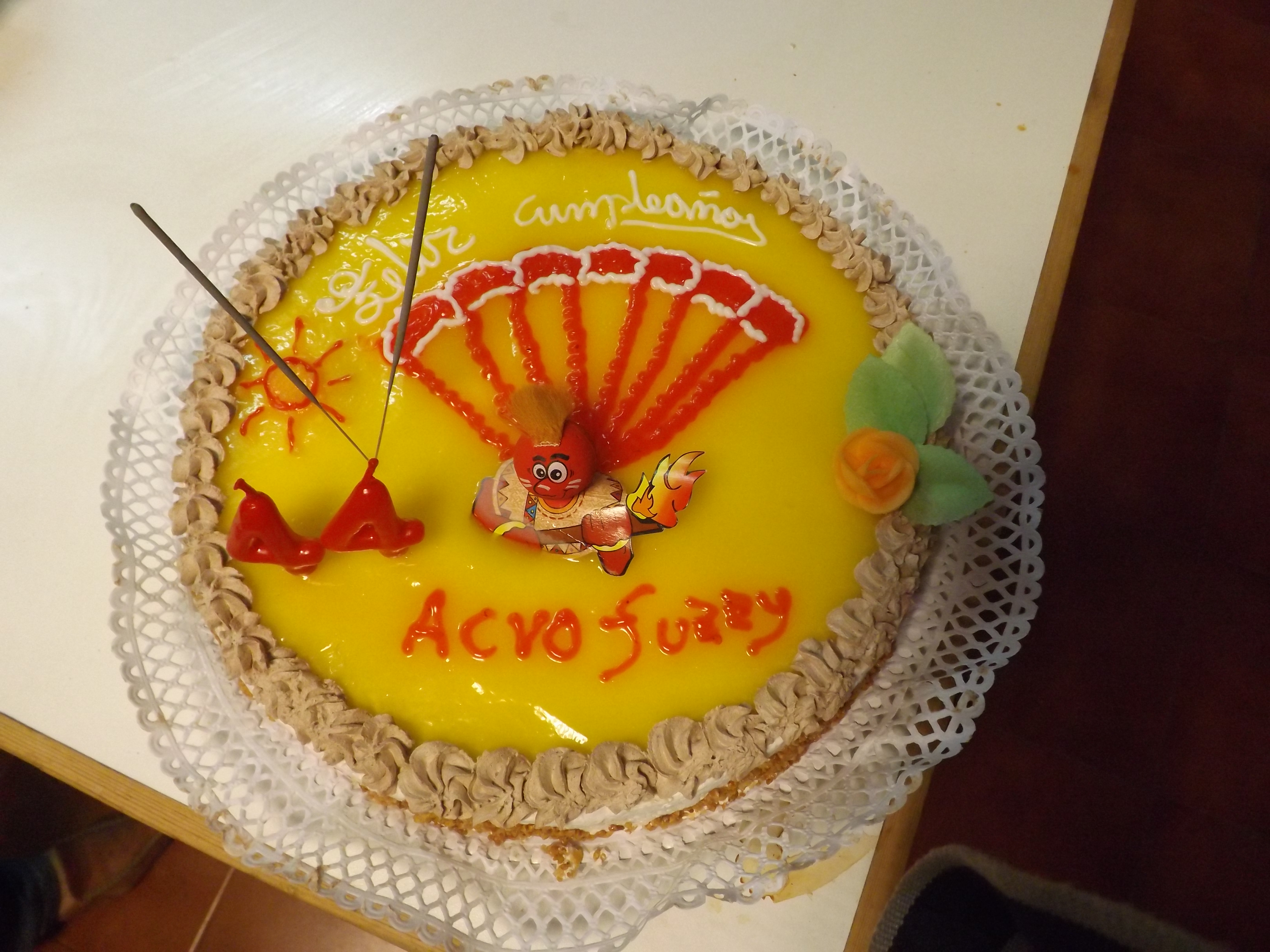 HAPPY BIRTHDAY, ACROFUZZYS!